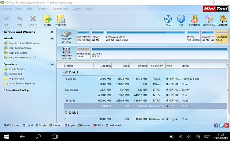 Need help extndng partitn to non-adjcnt unallctd partition in tablet.-screenshot.png