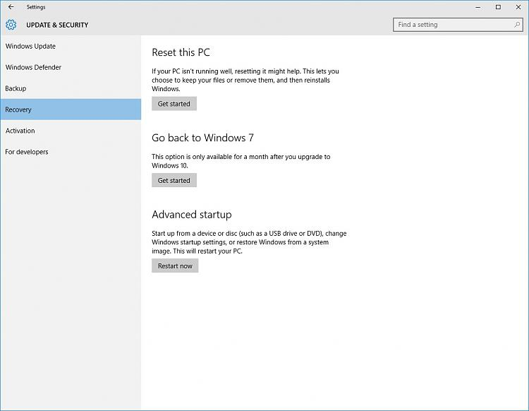 """Unable to create """"RecoveryDrive"""" in Windows 10-update_security.jpg"""