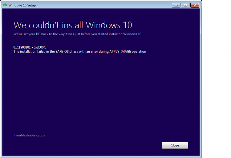 Click image for larger version.  Name:Windows  Installation Error.png Views:5 Size:20.8 KB ID:45276
