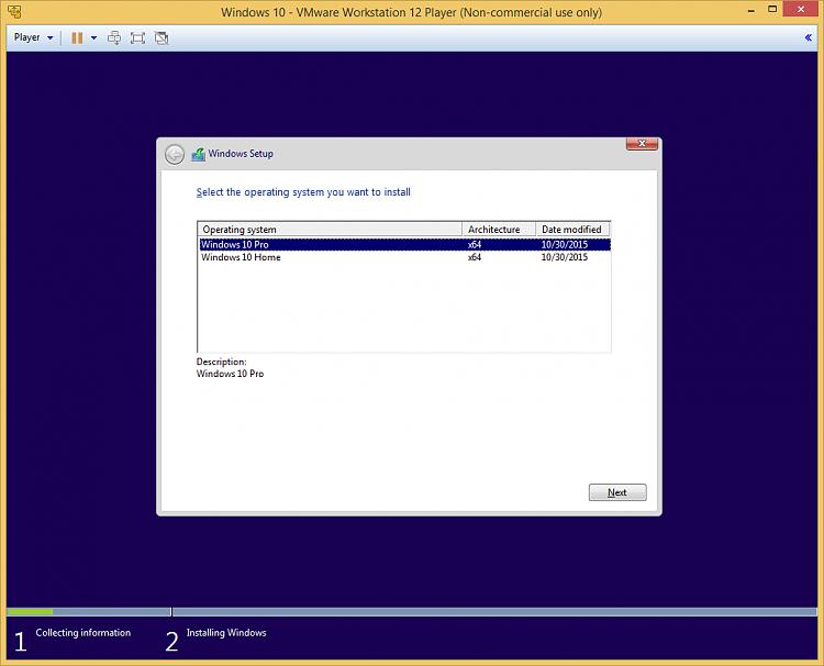 Windows 10 Professional isn't on the Media Creation Tool ...
