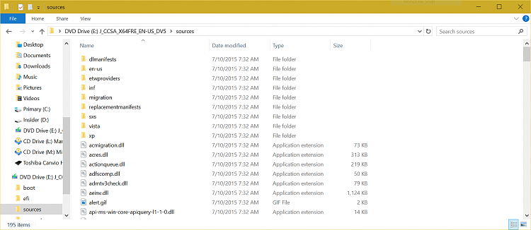 Is windows 10 latest big update included in latest media creation tool-capture.png