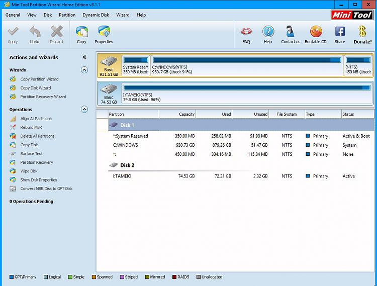 Click image for larger version.  Name:MiniTool Partition Wizard.jpg Views:3 Size:127.9 KB ID:51116