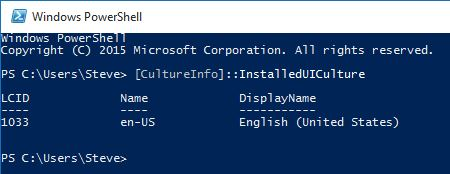 Click image for larger version.  Name:PowerShell CultureInfo Language.JPG Views:31 Size:22.5 KB ID:53353