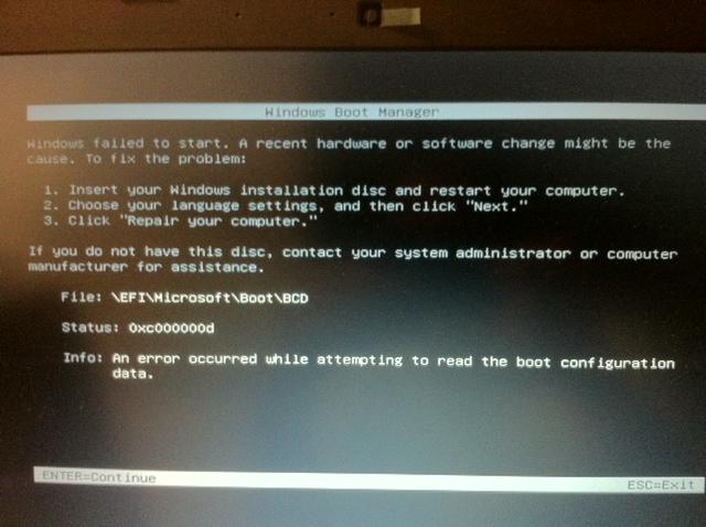 hayelp hayelp issues with uefi win7 install windows 10