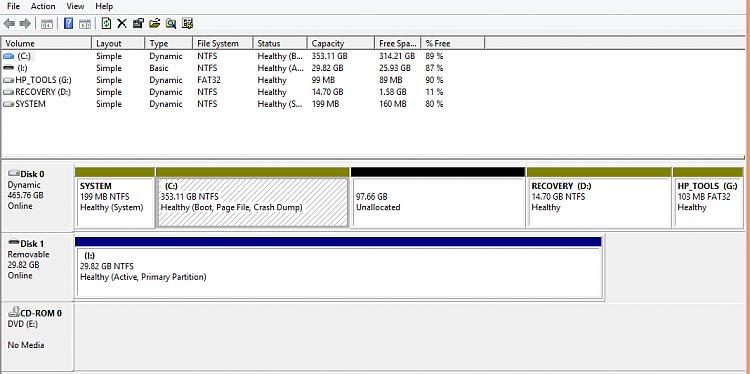 Click image for larger version.  Name:Disk Management.PNG Views:75 Size:34.3 KB ID:6187