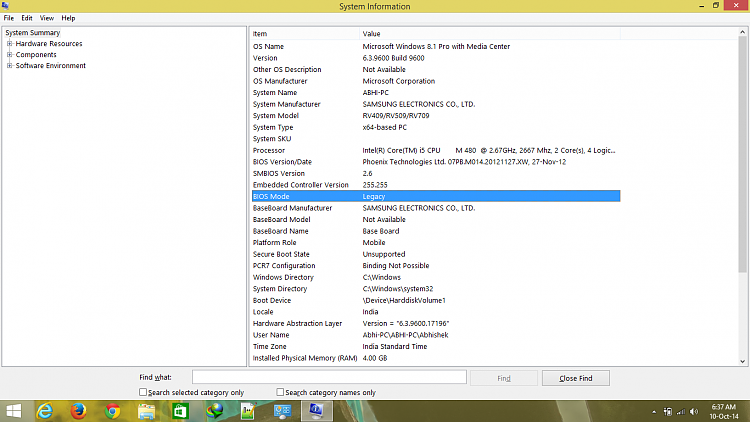 Click image for larger version.  Name:Windows system config.png Views:210 Size:139.9 KB ID:6689