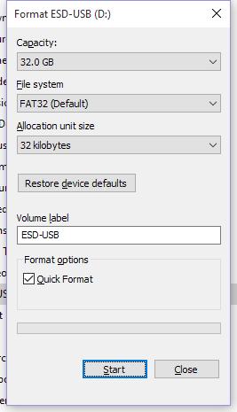 FAT32format - программа, которая дает возможность быстро отформатировать любойКакие же преимущества есть у FAT32format по сравнению со стандартными инструментами форматирования  Windows?Как форматировать флешку 64гб из exFAT в FAT32 (0).