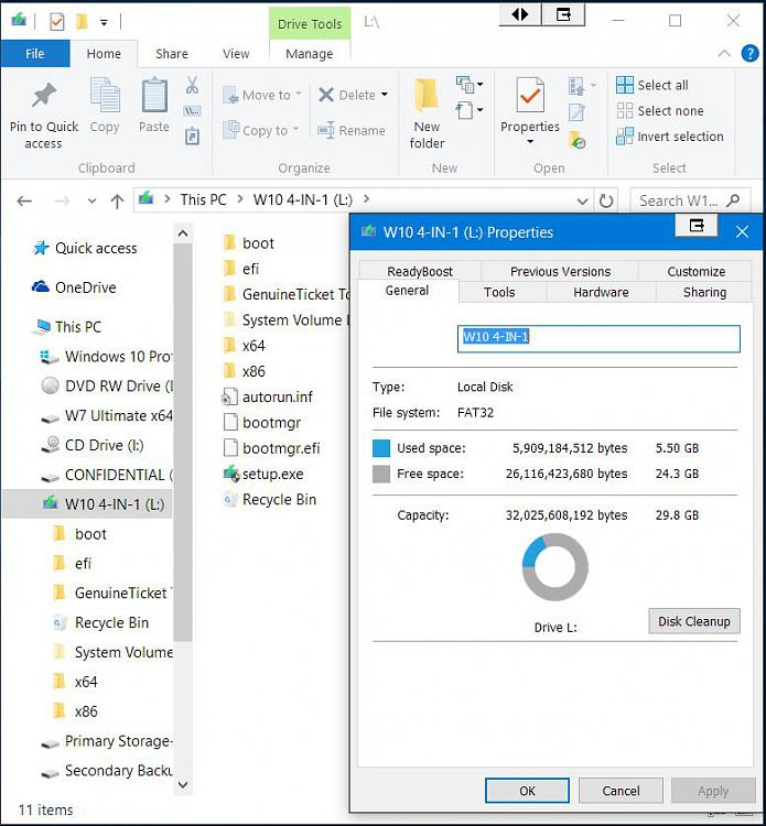 Click image for larger version.  Name:W10 Install Key 32gb Drive.jpg Views:1 Size:104.4 KB ID:69547