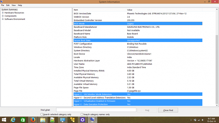 Windows Technical Preview Installation Problem - Windows 10