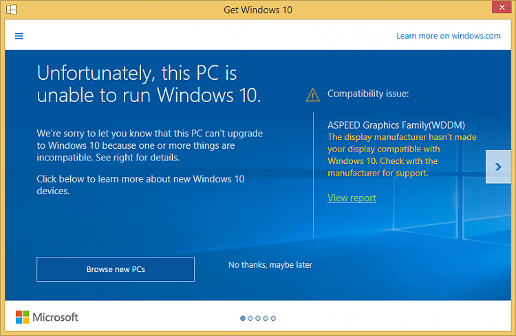 cant update windows 8 to windows 8.1