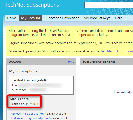 Technet /Msdn Subscribers - Get keys into EXCEL-2014-10-29_16h59_56.png