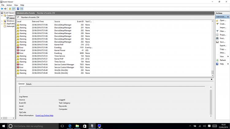 Click image for larger version.  Name:event viewer.jpg Views:1 Size:752.4 KB ID:86778