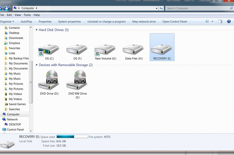 Click image for larger version.  Name:PrScr of My Computer showing ext HDD.png Views:1 Size:1.30 MB ID:87726