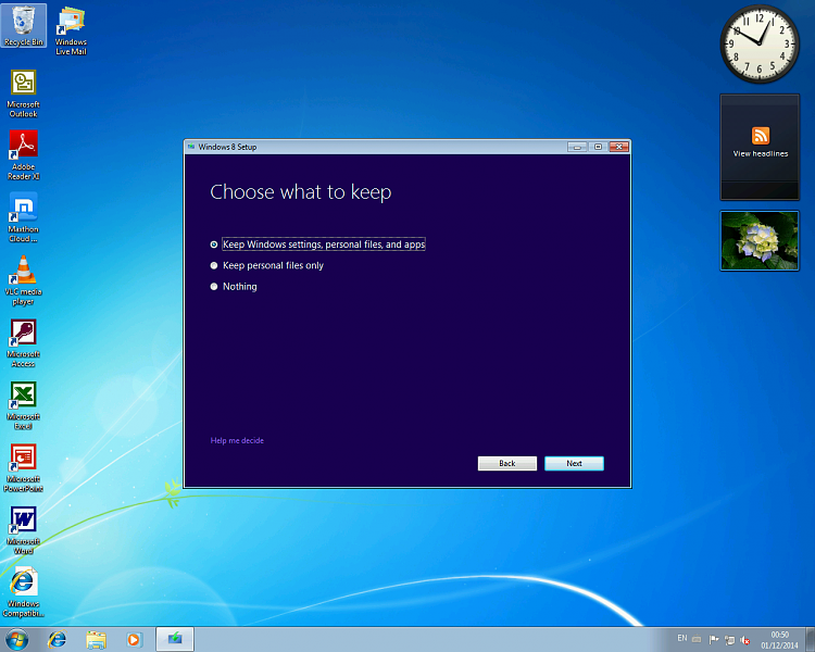 how to upgrade windows xp to windows 10 without losing data