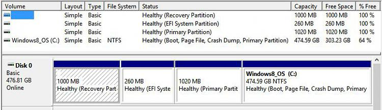 Click image for larger version.  Name:Partitions Disk Mgmt.JPG Views:25 Size:53.0 KB ID:91178