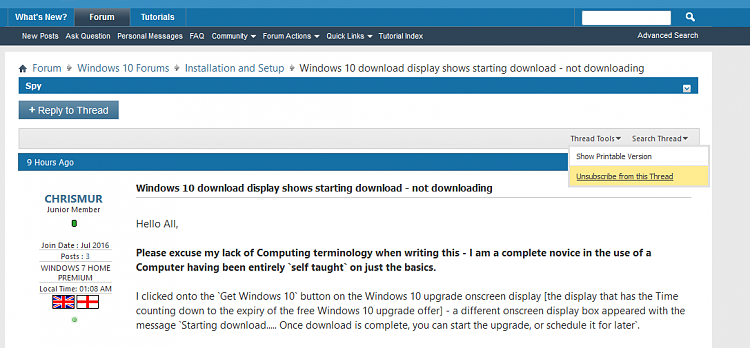 Windows 10 download display shows starting download -  not downloading-user-subscribe.png