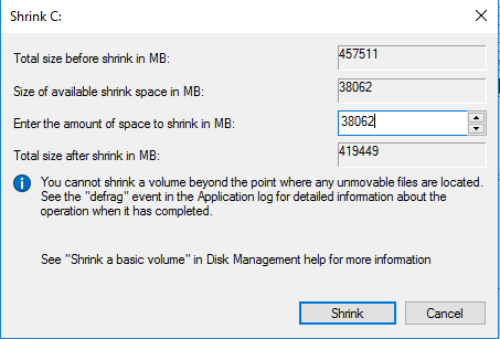 What is the best way to partition a SSD for dual boot?-computermanagement1.png