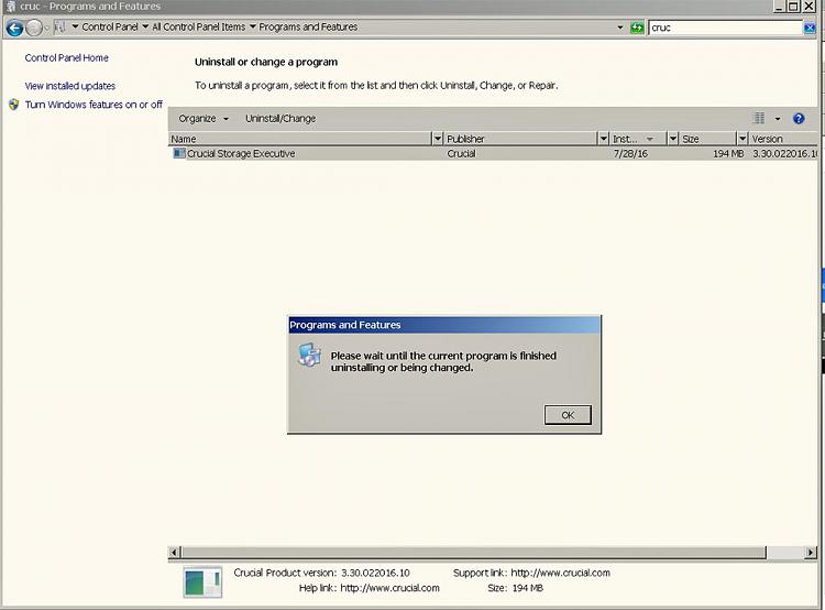 Click image for larger version.  Name:WindowsUninstallTry2Refused.jpg Views:3 Size:93.5 KB ID:92761