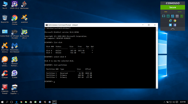 Are my system boot files on the wrong drive? Screen Shots Included-screenshot-6-.png