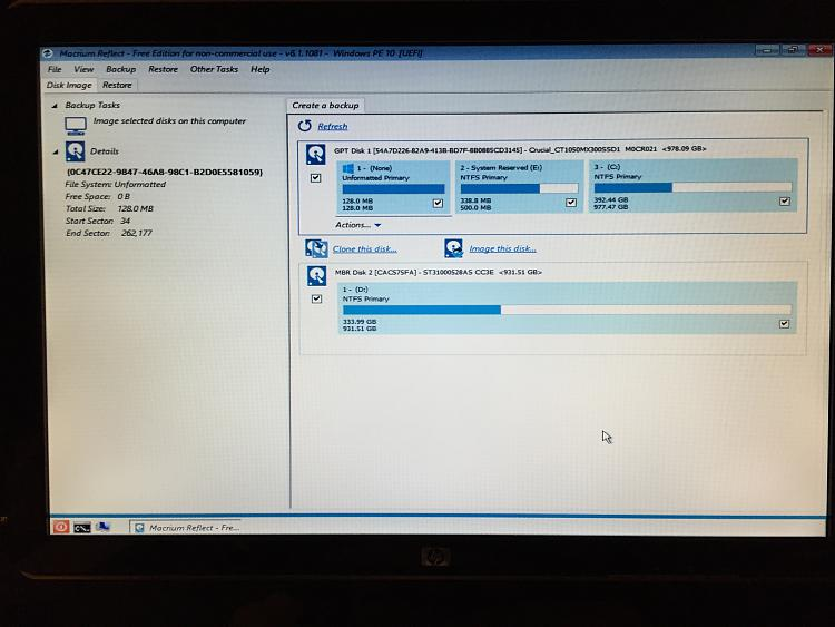 No listing under MSConfig Boot tab / not sure what to do-img_3825.jpg
