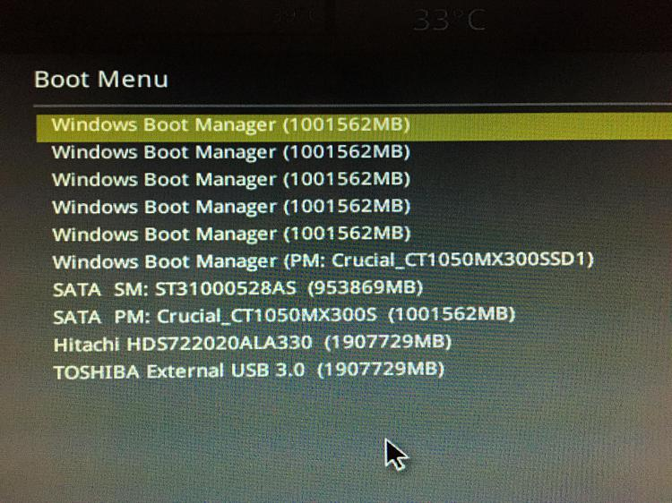 No listing under MSConfig Boot tab / not sure what to do-img_3829.jpg