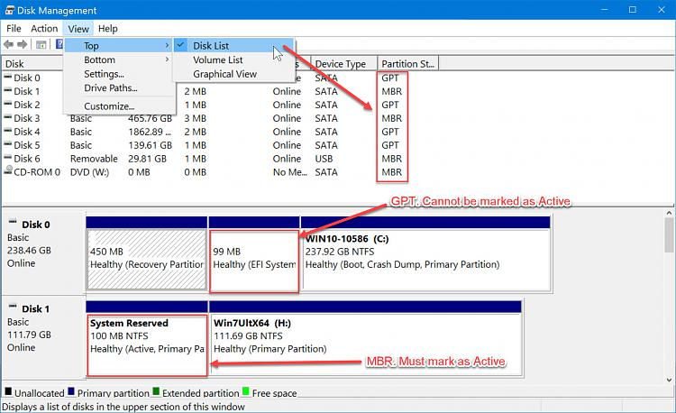 Help with changing active partition Solved - Page 2 - Windows 10 Forums