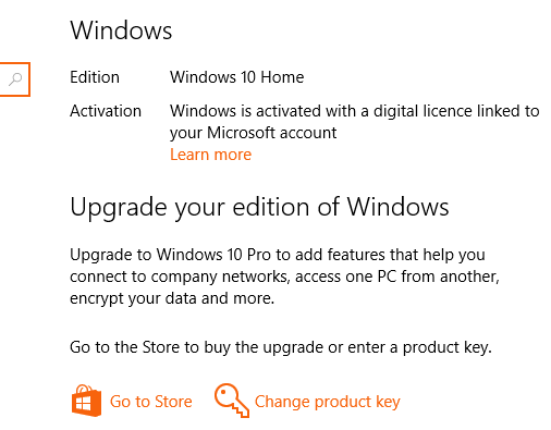 Clean install of windows 10 preview on a computer upgraded from 8.1-activated.png