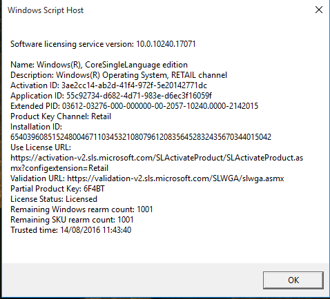 Windows 10 Upgrade Assistant asking for product key-capture-2.png