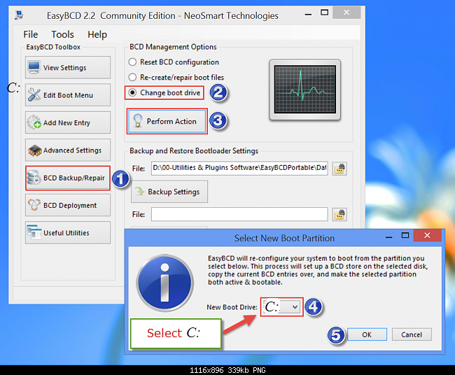 Change Multi-Partition Configuration-easybcd.png