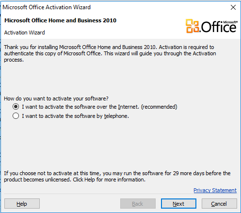 Caught in office activation loop windows 10 forums click image for larger version name capture1g views 26 size ccuart Images