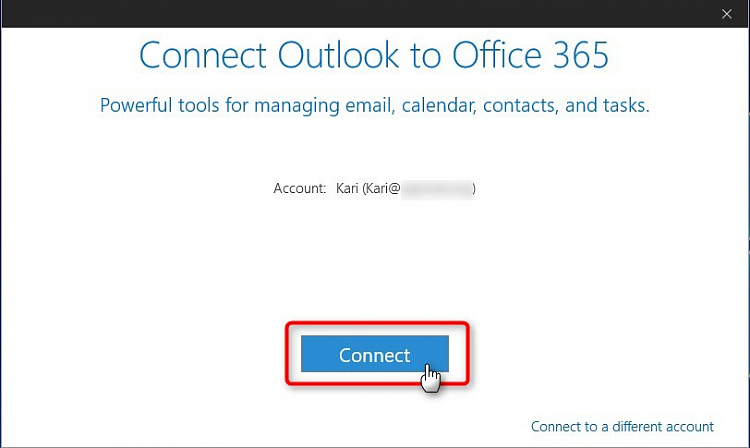 how to create multiple accounts in microsoft outlook 365