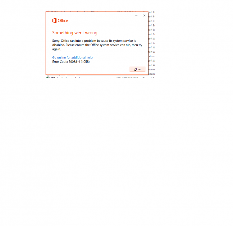 Office system service is disabled-office-error1.png