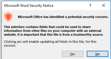 """Pesky dialog box """"microsoft has identified a potential security""""-capture.png"""
