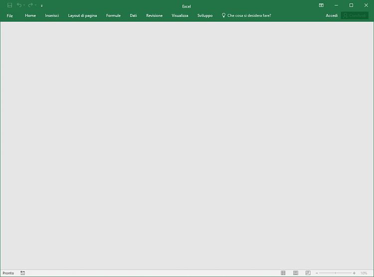 Excel application does not open!-cattura1.png