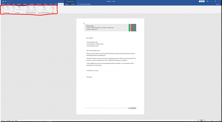Click image for larger version.  Name:Non Active pdf convert in Word 2019.PNG Views:8 Size:97.9 KB ID:219724