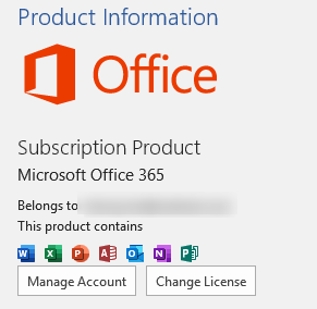 No new Office-Icons in Office 2019 C2R ?? - Windows 10 Forums