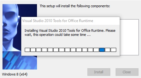 Microsoft Visual Studio 2016 Tools For Office Runtime X64 - The Best