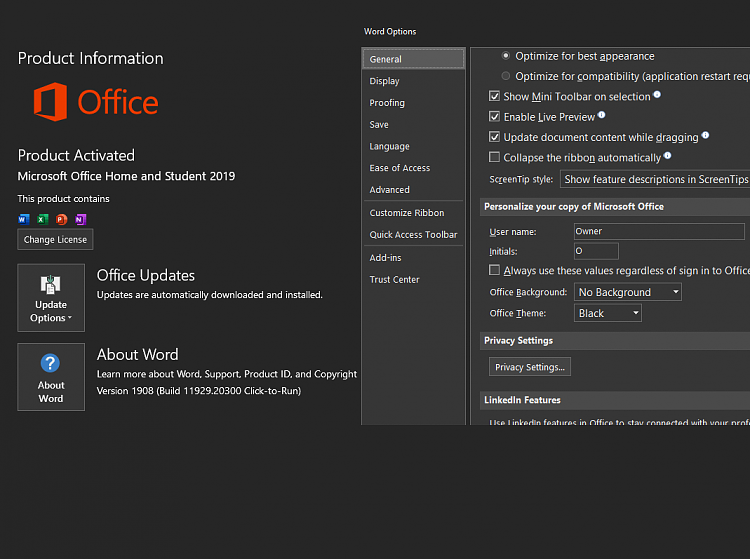 Office 2016 - Latest update - Black Theme now Gone-001915.png