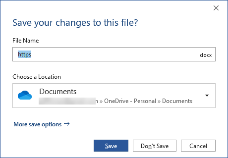 Default save directory for Word not be User.-saveword.png