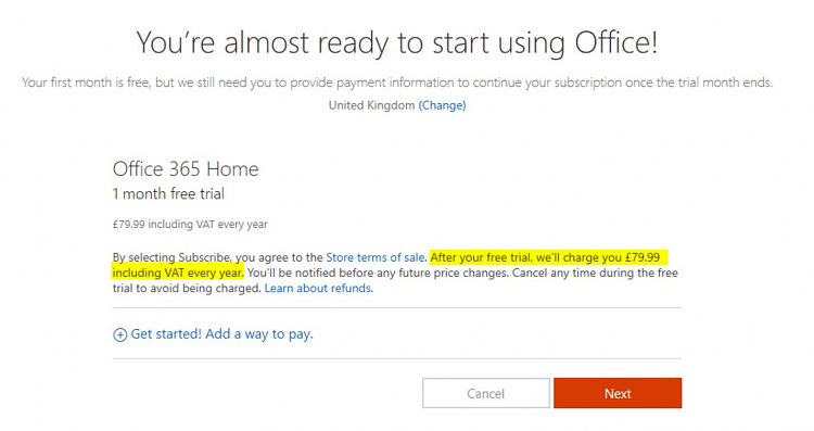 Charged for MS Office 365 without asking-image.png