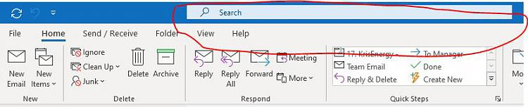 Disable new search bar in Office 365-capture.jpg