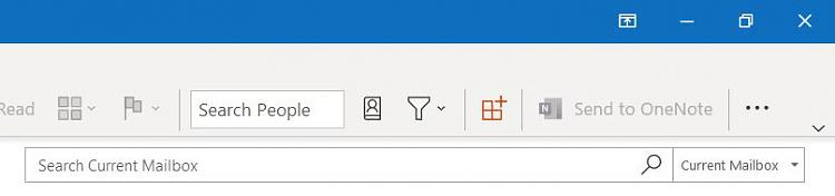 Disable new search bar in Office 365-searchloc.jpg