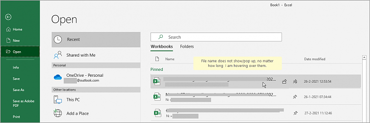 Excel - File open - hover over files - file names do not show up-snagit-28022021-060241.png