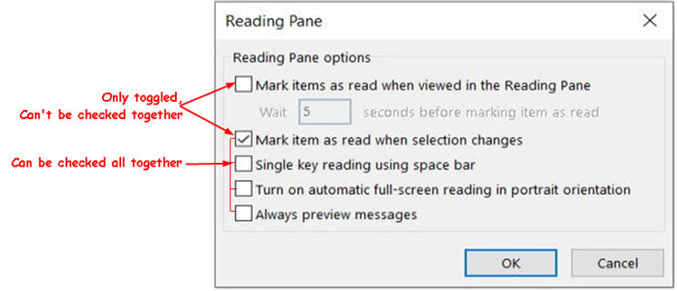 Oulook Office 2019 Reading Pane options fade away-outlook-2019-reading-pane-4.jpg