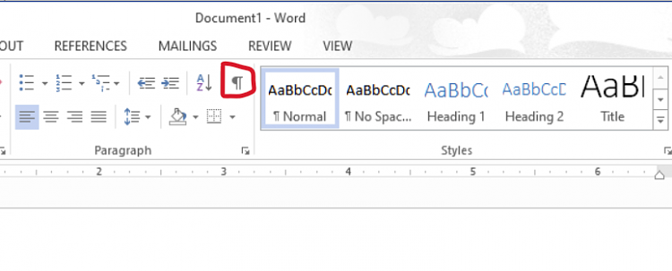 """Add """"Show/Hide Paragraph Marks"""" to Quick Access Toolbar in Word 2010?-image.png"""