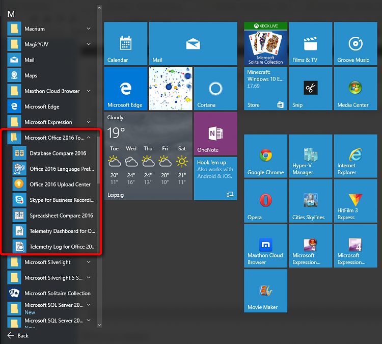 ms office 2013 icons missing