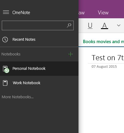 Click image for larger version.  Name:onenoteappnotebooks.JPG Views:19 Size:22.7 KB ID:65122