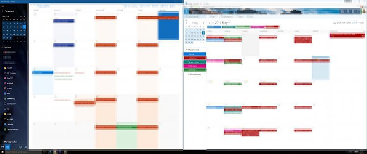 Windows 10 Calendar App / OUTLOOK COM - Windows 10 Forums
