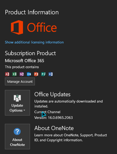 New version of office 2016 available windows 10 forums - Latest version of office for windows ...