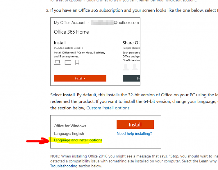 How do I reinstall Office after network failure?-office-install-options.png
